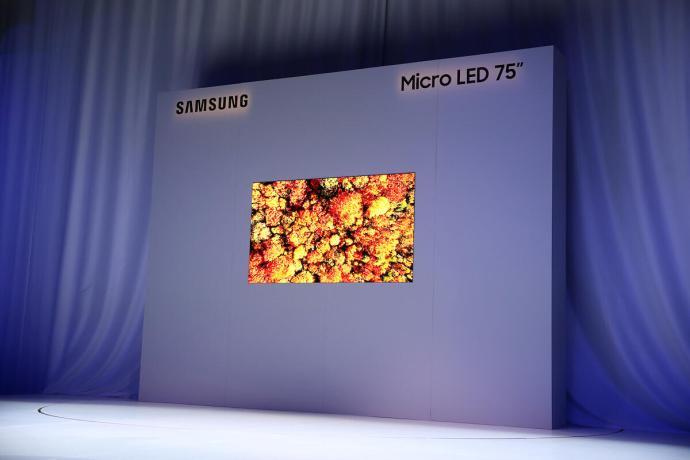 Samsung Micro Led 2019