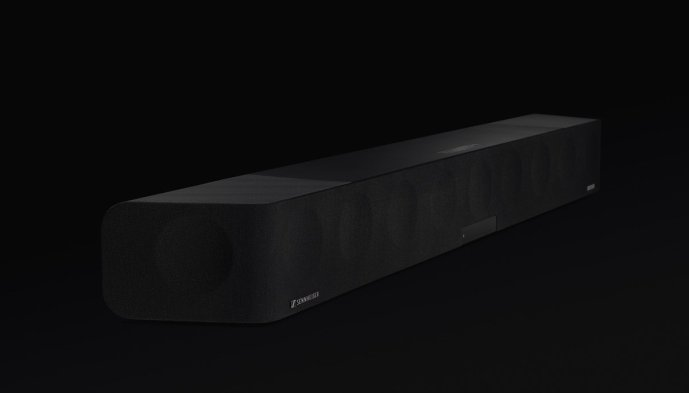 Sennheiser Ambeo Soundbar Header