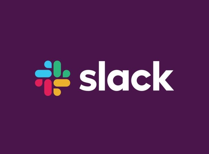 Slack Logo 2019