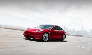 Tesla Model 3 Header