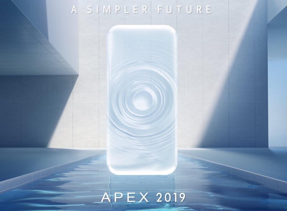 Vivo Apex 2019 Teaser Header