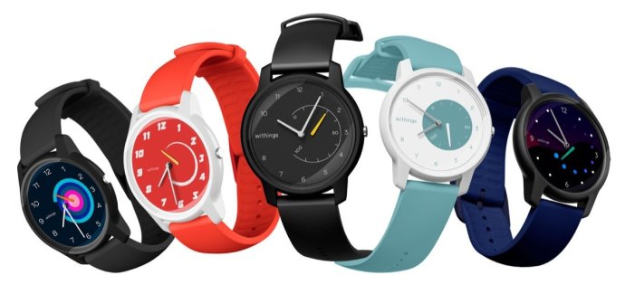 Withings Move Range