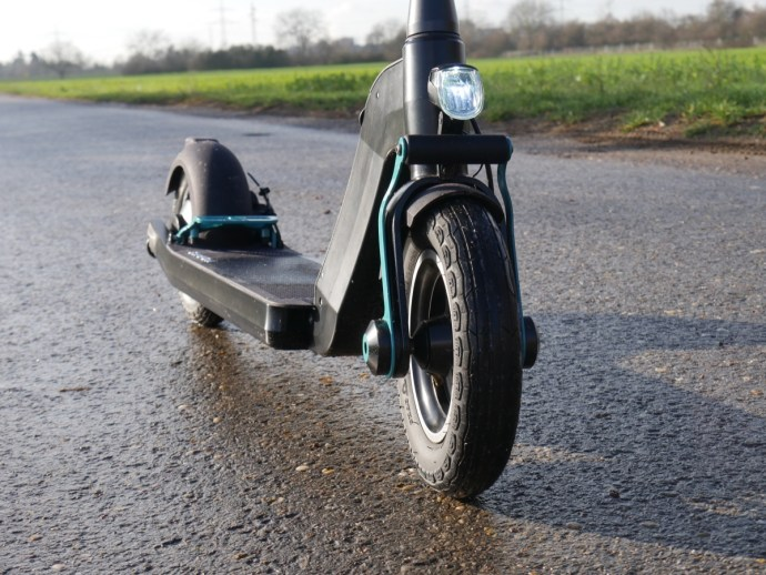 Yorks Scooter S1 Elite Front