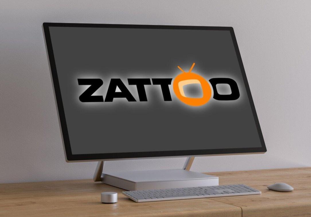 Zattoo Header Logo
