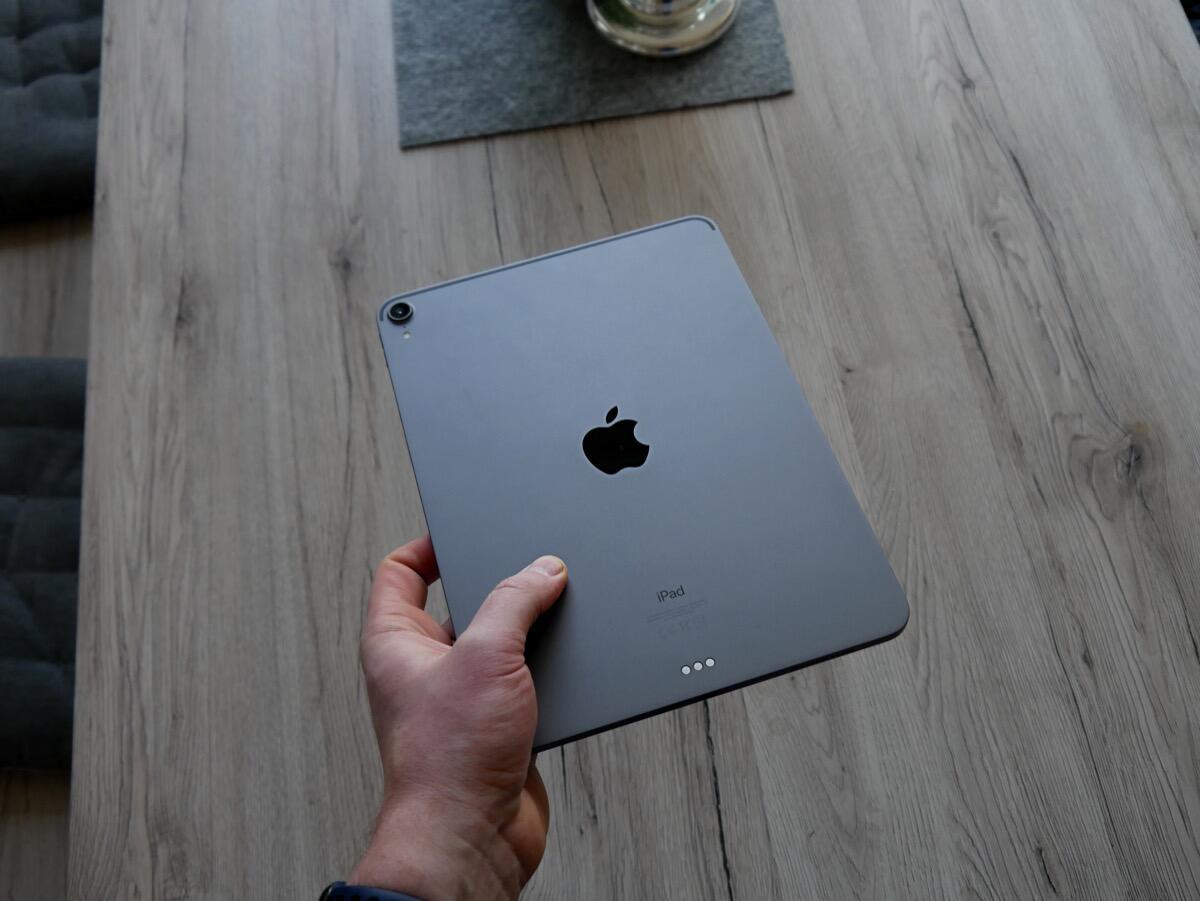 Apple Ipad Pro 2018 Bild3