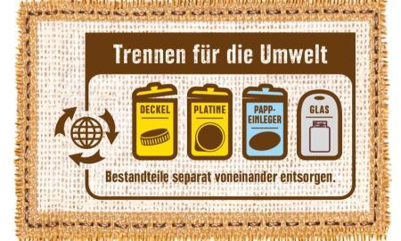 Edeka Recyclingwegweiser
