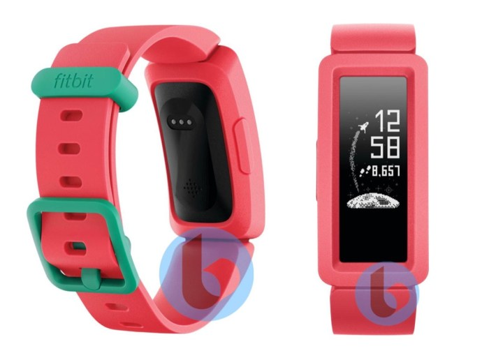Fitbit Fitness Tracker 2019 Kinder2