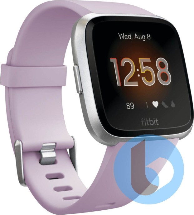 Fitbit Versa 2 Pink Front