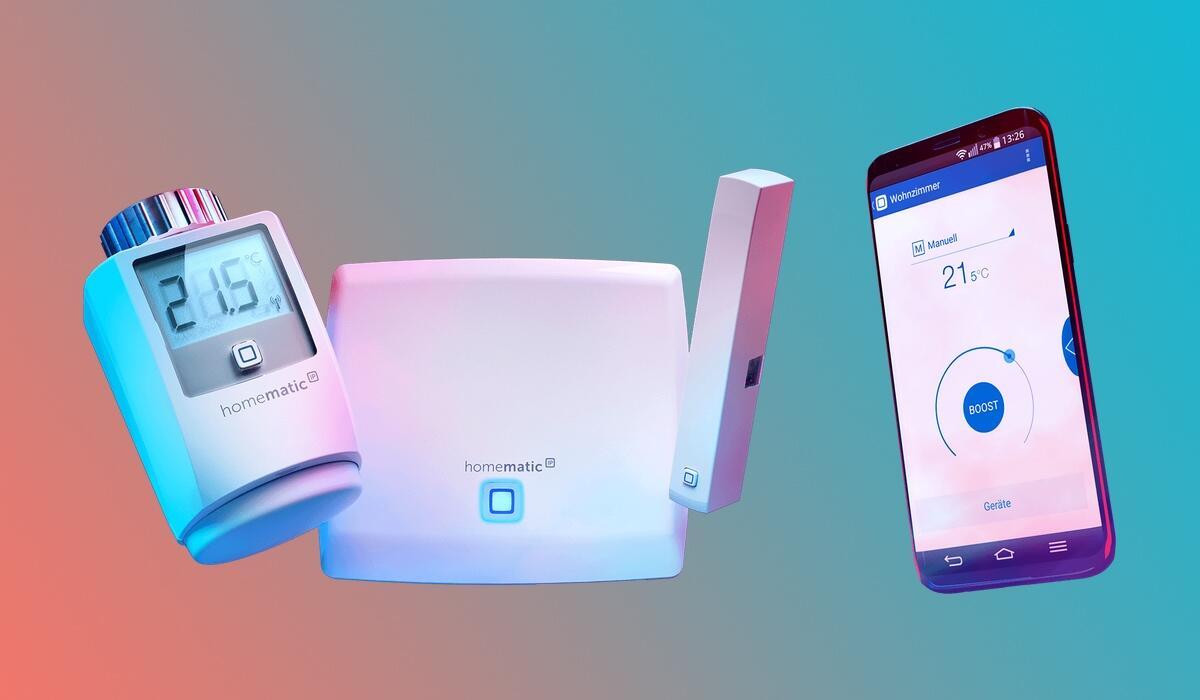 Homematic IP mit einigen Neuerungen