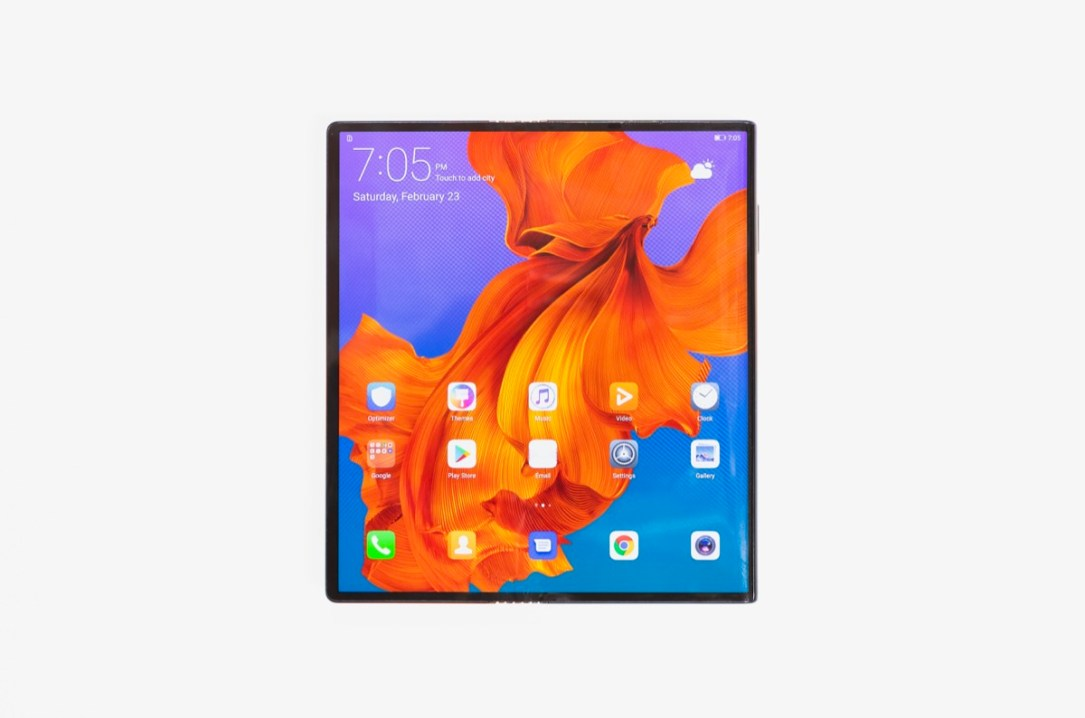 Huawei Mate X Header2