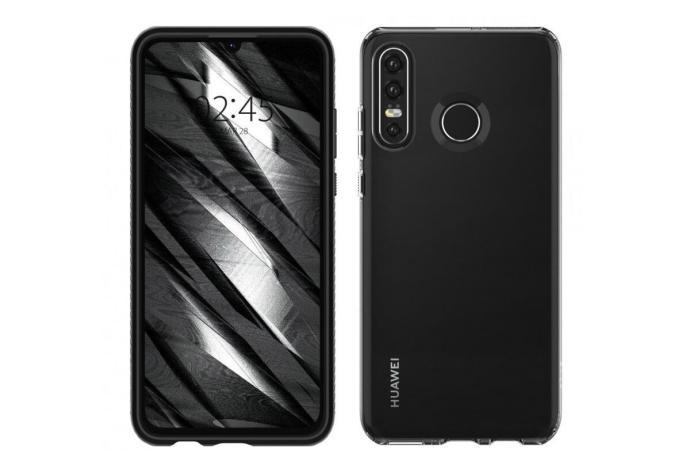 Huawei P30 Lite Render Case