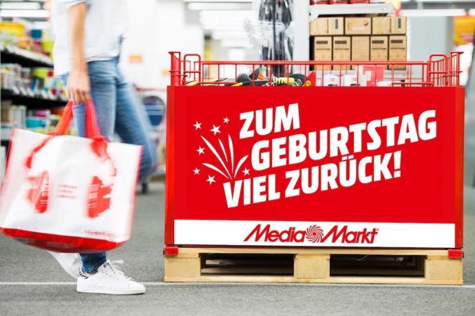 Mediamarkt Geburtstagsgeld 2019