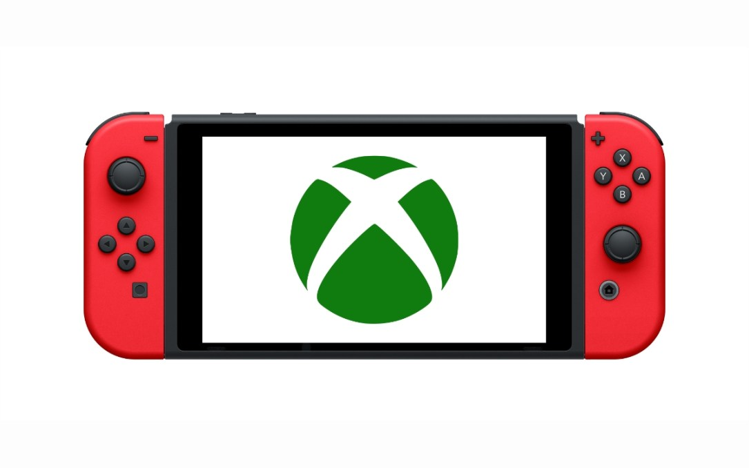 Nintendo Switch Xbox Header
