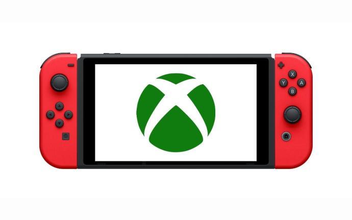 Nintendo Switch Xbox Header