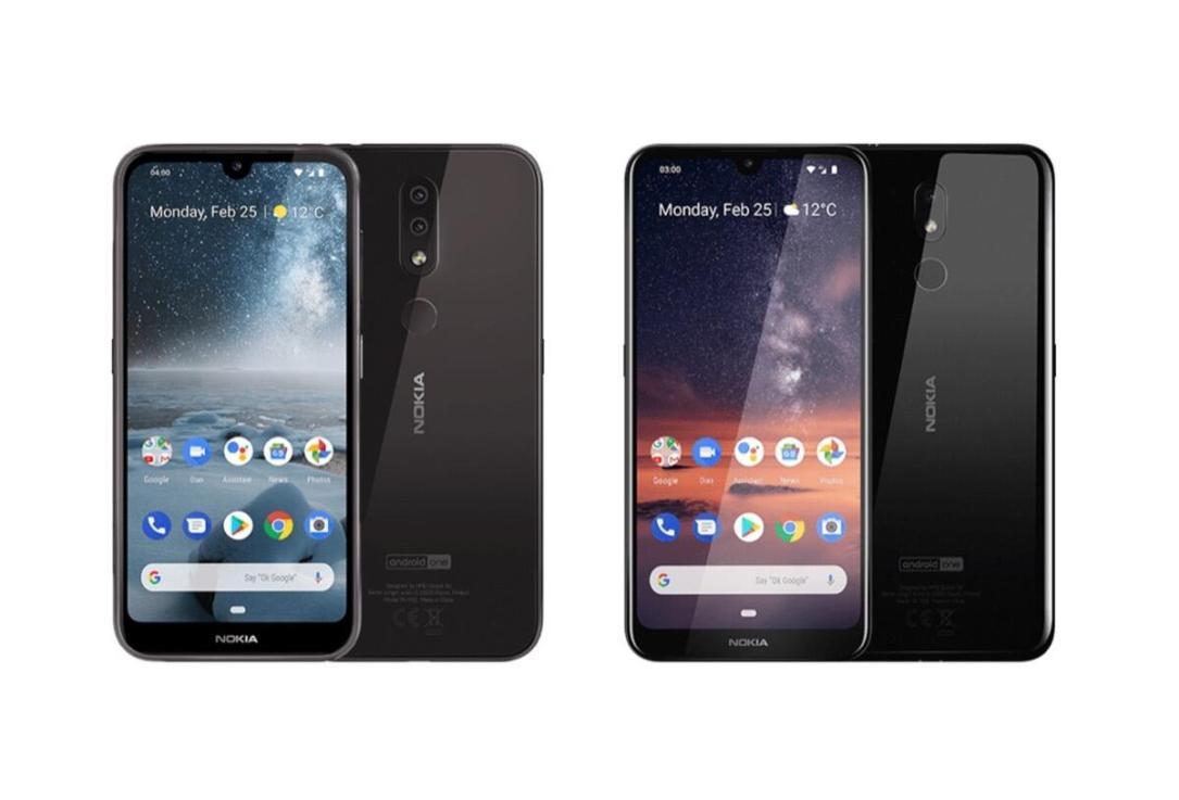 Nokia 4.2 Und Nokia 3.2 Header