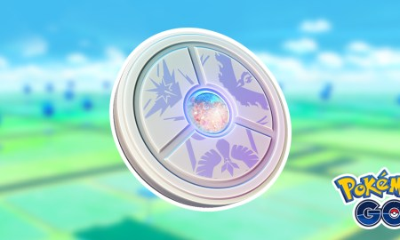 Pokemon Go Medaillon
