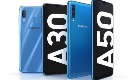 Samsung Galaxy A30 A50