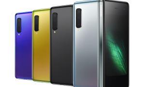 Samsung Galaxy Fold Back