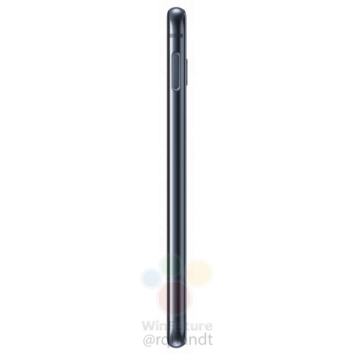 Samsung Galaxy S10e Seite Power Button