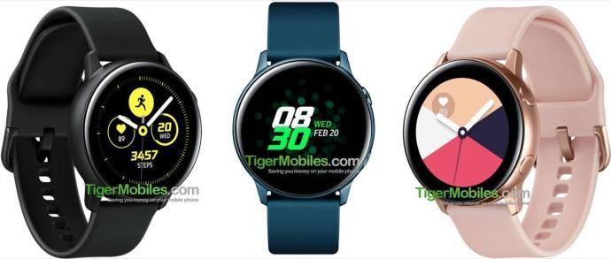 Samsung Galaxy Sport Bilder
