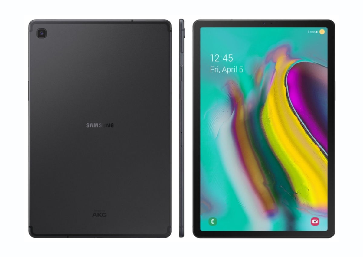 Samsung Galaxy Tab S5e Schwarz