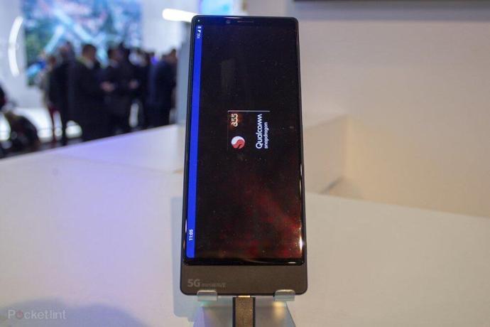 Sony Xperia 5g Prototyp