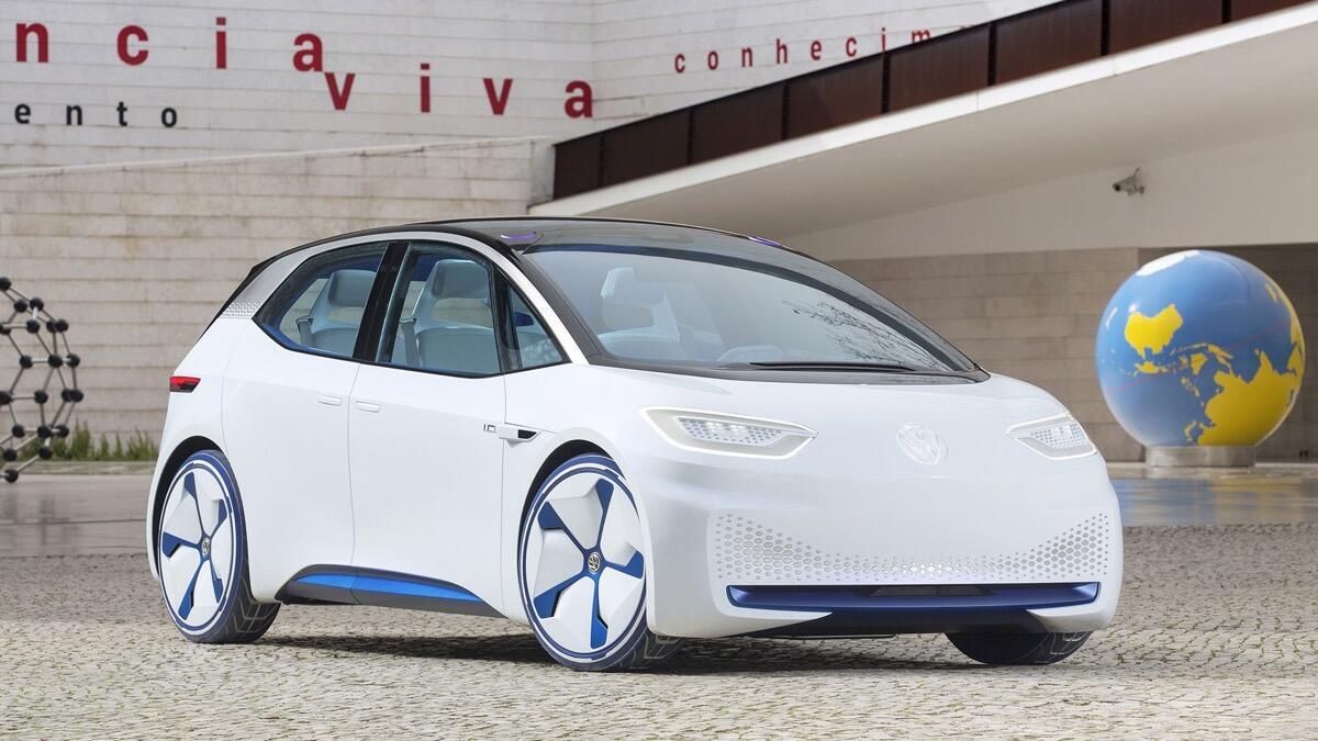 VW ID.3: Elektroauto steht für einen Neuanfang
