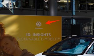 The Volkswagen I.d. Will Be The Pioneer Of Clean Mobility