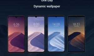 Xiaomi Mi 9 Dynamic Wallpaper