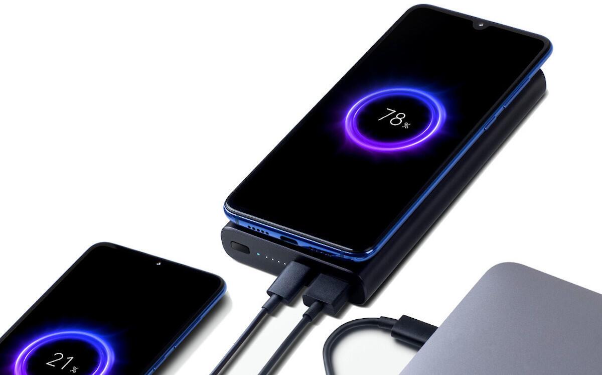 Xiaomi Qi Powerbank