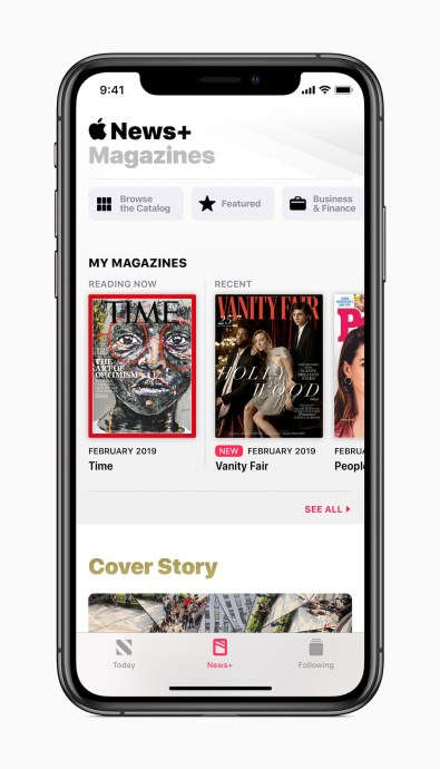 Apple News Iphone
