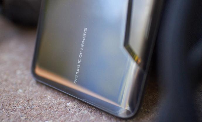 Asus Rog Phone Back 1