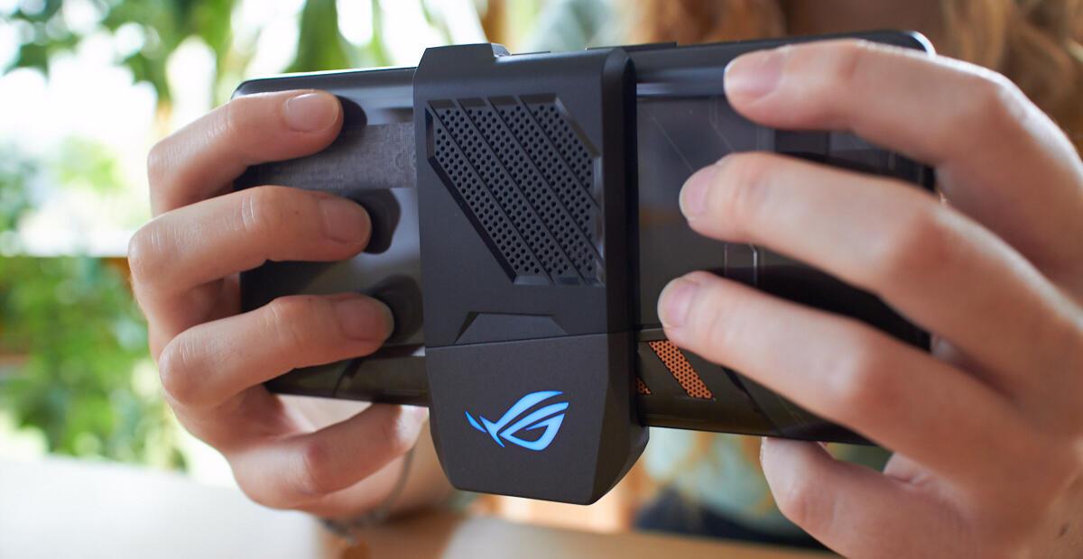Asus Rog Phone Fan 1