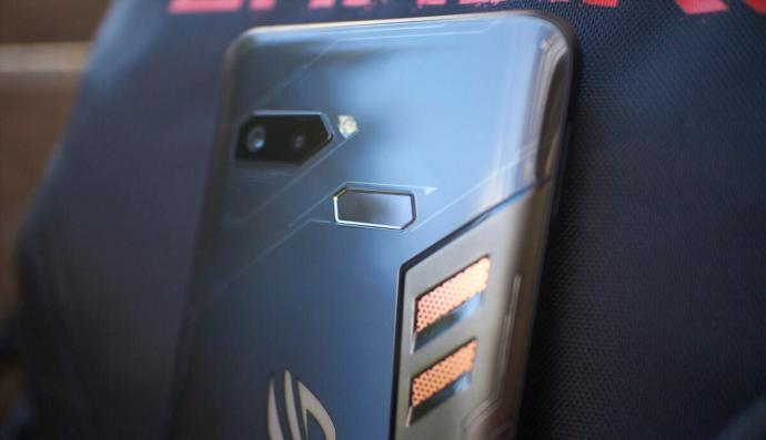 Asus Rog Phone Fingerprint Scanner