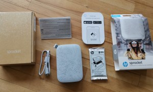Hp Sprocket Hp200 Pocket Photo Printer Lieferumfang