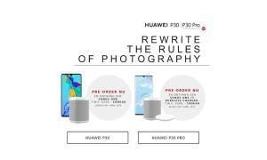 Huawei P30 Pro Vorbesteller Seite