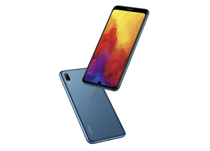 Huawei Y6 2019 Header