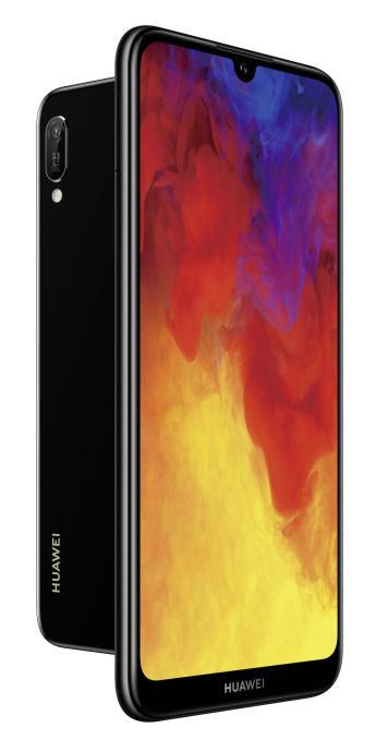 Huawei Y6 2019 Schwarz