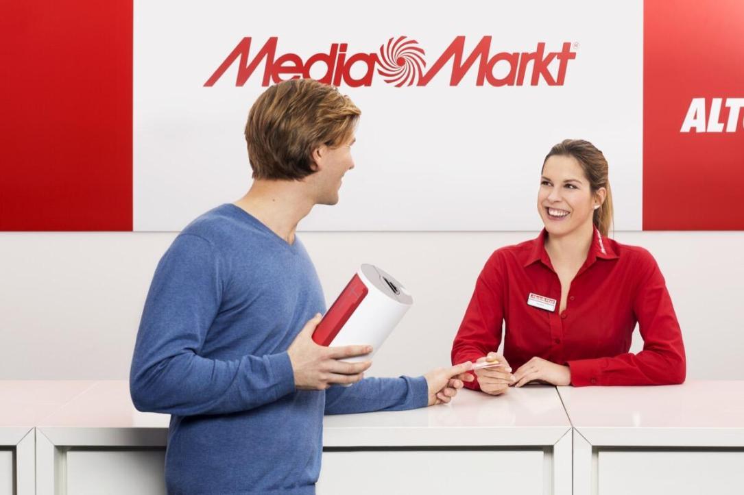Media Markt Header