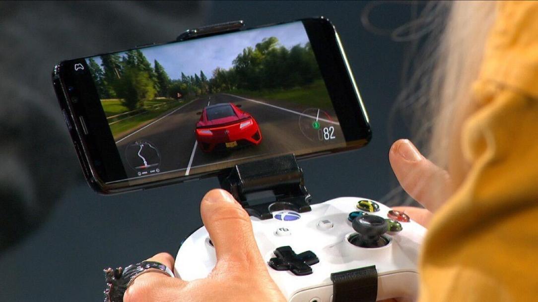 Microsoft Gaming Spiele Xcloud Header