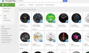 Mobvoi Watchfaces Google Play