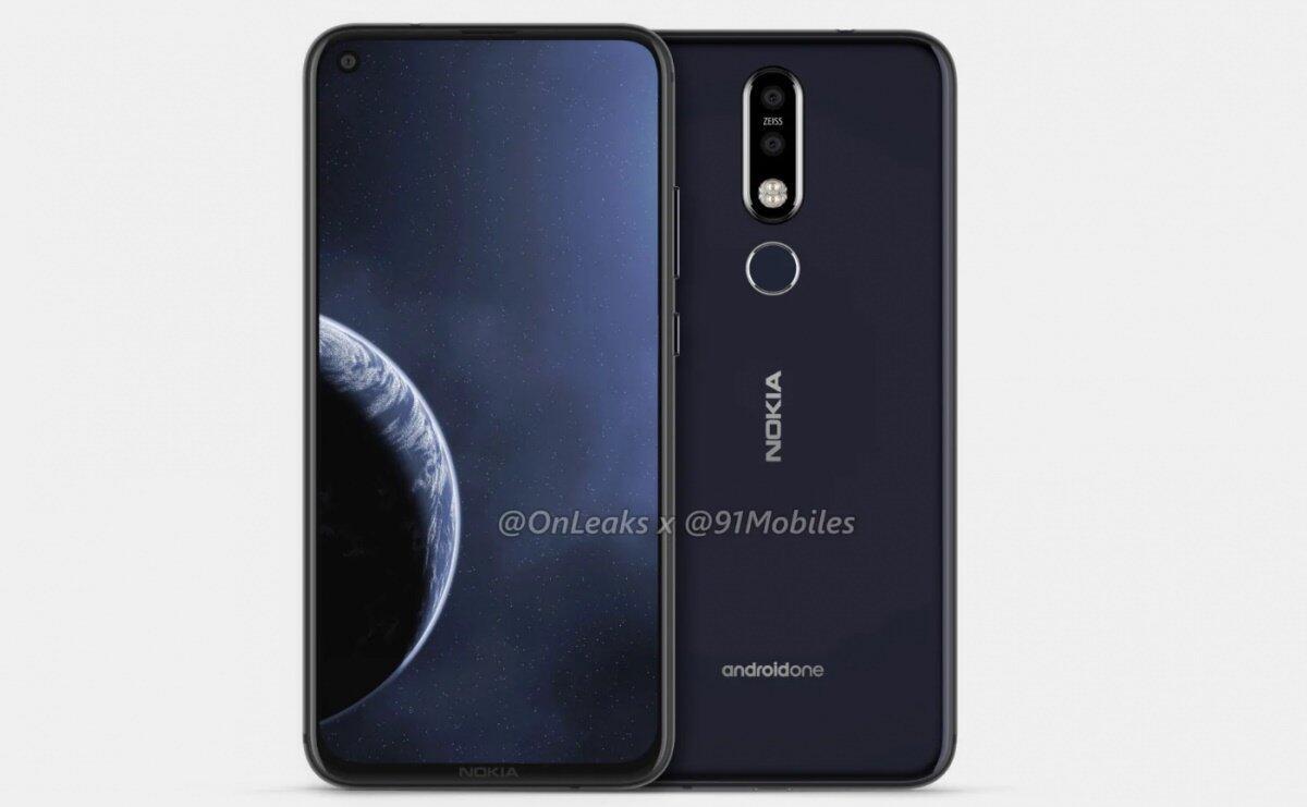 Nokia 81 Leak Render