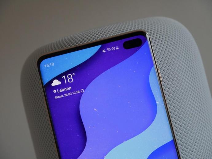 Samsung Galaxy S10 Test10