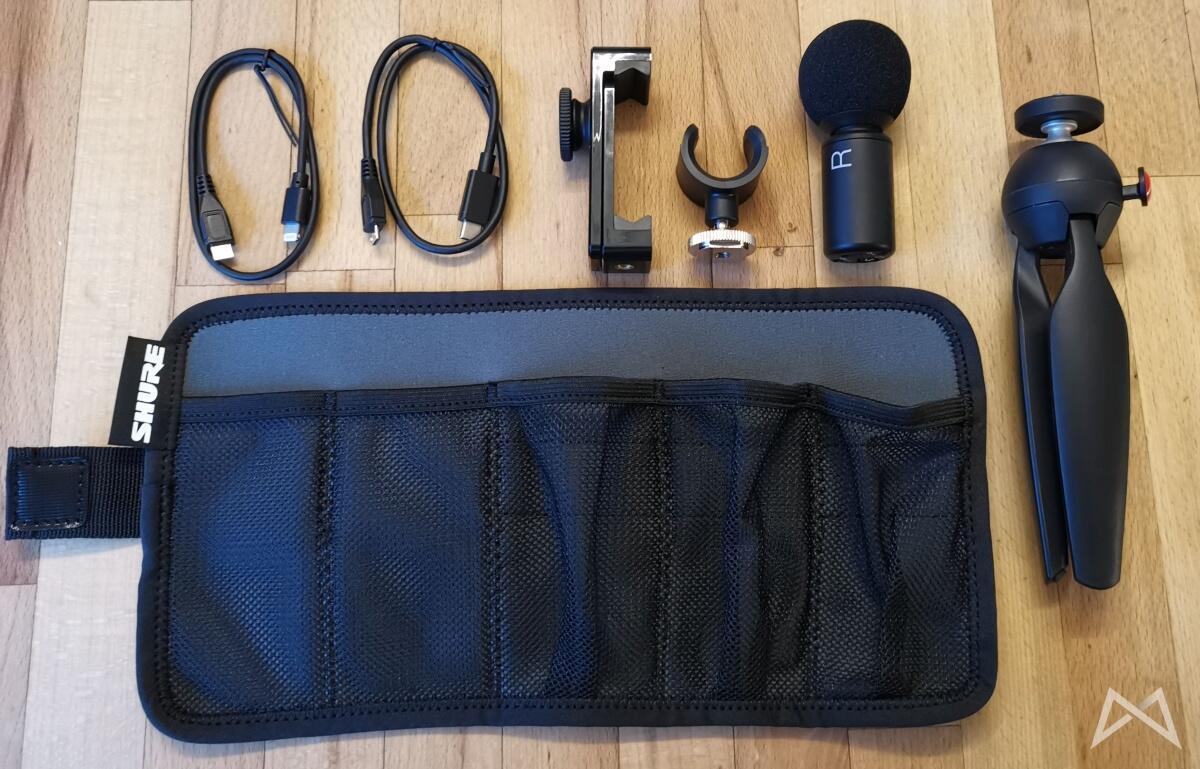 Shure Mv88+ Video Kit Adapter Halterungen