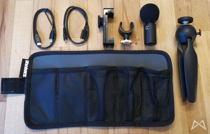 Shure Mv88+ Video Kit Adapter Halterungen