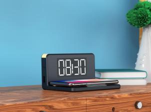 Terratec Chargeair Clock Mood