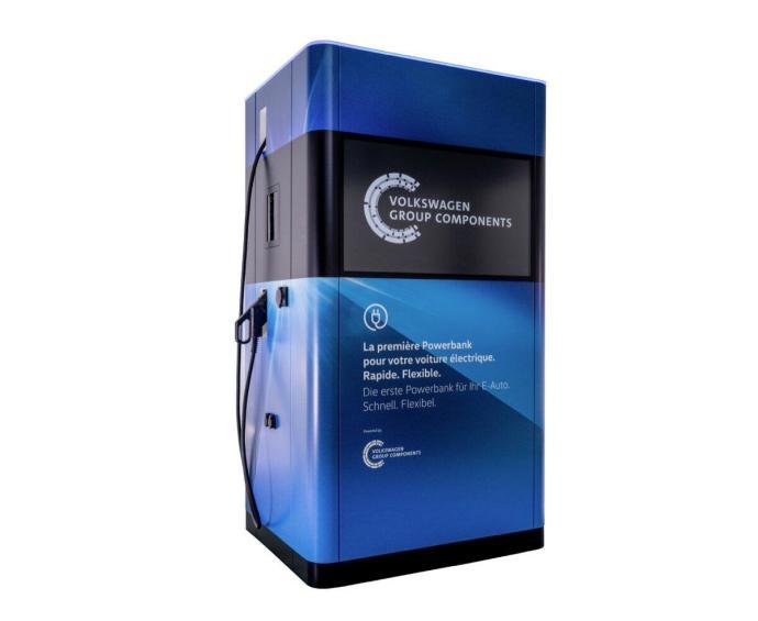 Vw Ladesaule Powerbank Flexibel