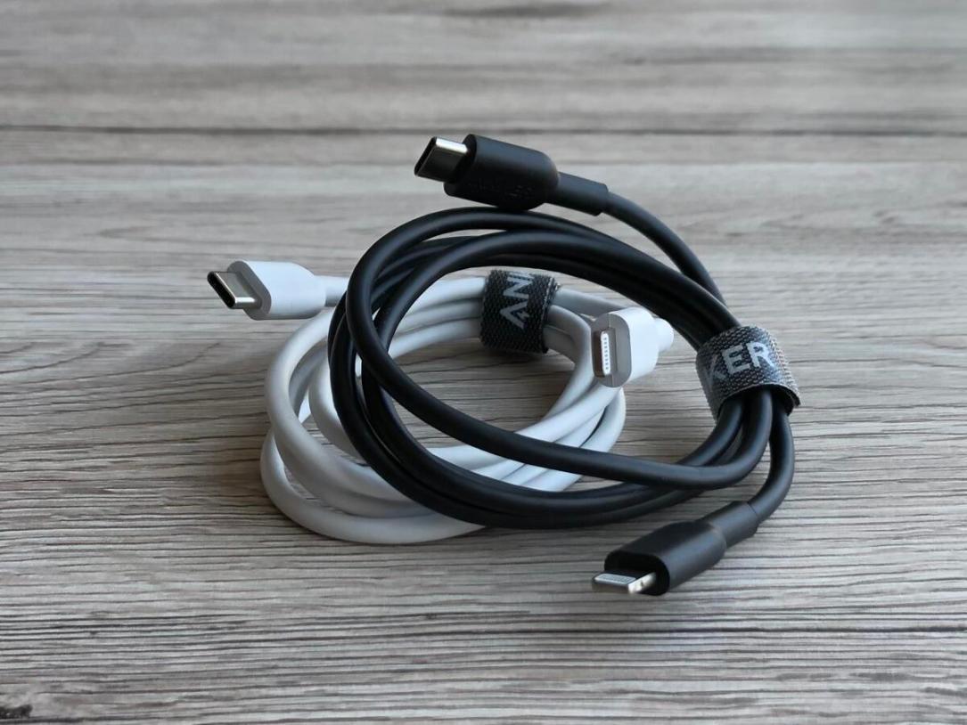 Anker Usb C Lightning Kabel Header