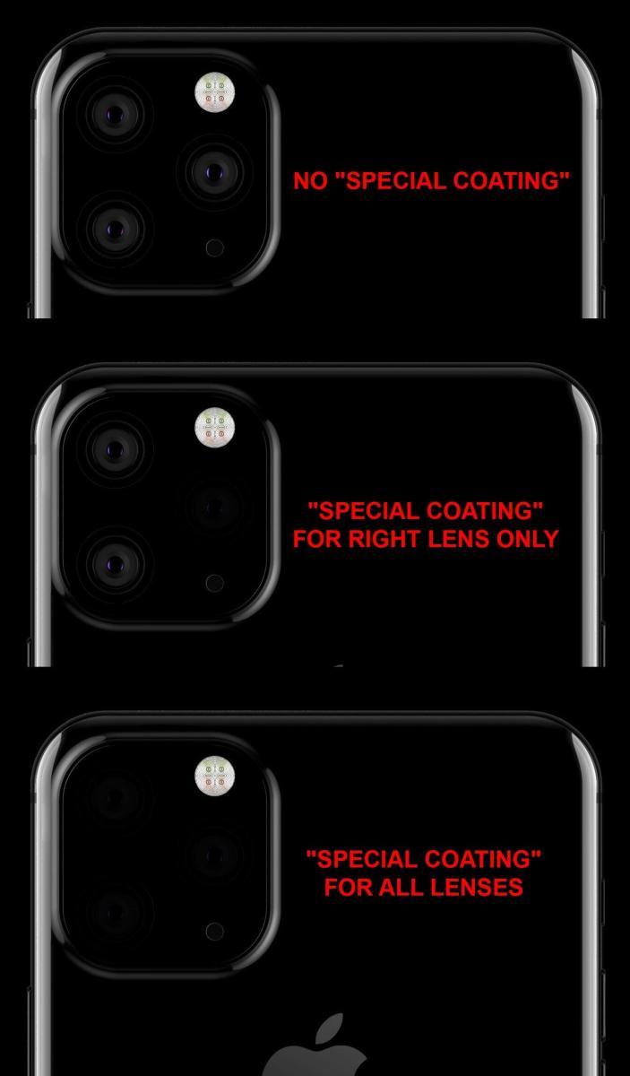 Apple Iphone 11 Kamera Schicht