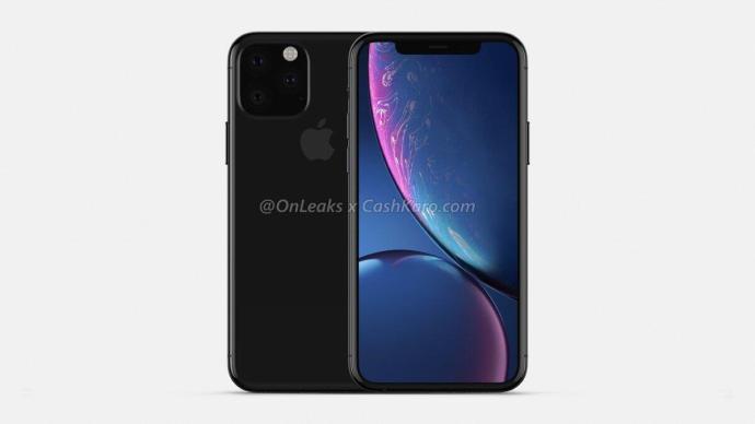 Apple Iphone 11 Render3
